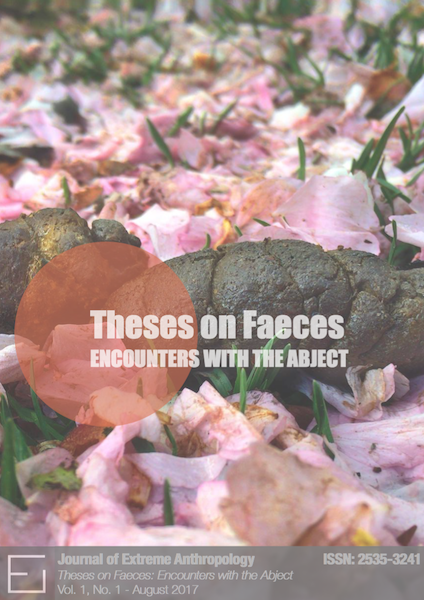 View Vol. 1 No. 1 (2017): Theses on Faeces: Encounters with the Abject