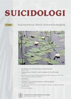 Se Vol 14 Nr 1 (2009): Kvalitetssikring i klinisk selvmordsforebygging