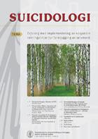 Se Vol 17 Nr 1 (2012): Erfaring med implementering av nasjonale retningslinjer for forebygging av selvmord