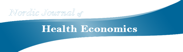 Nordic Journal of Health Economics