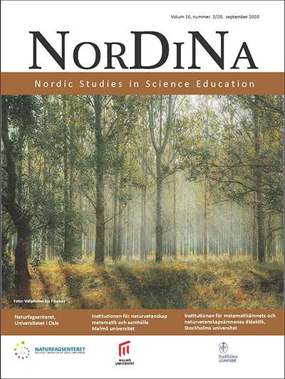 View Vol. 16 No. 2 (2020): Nordina