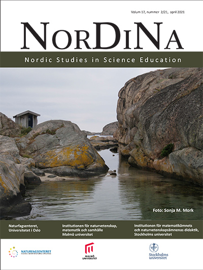 View Vol. 17 No. 2 (2021): Nordina