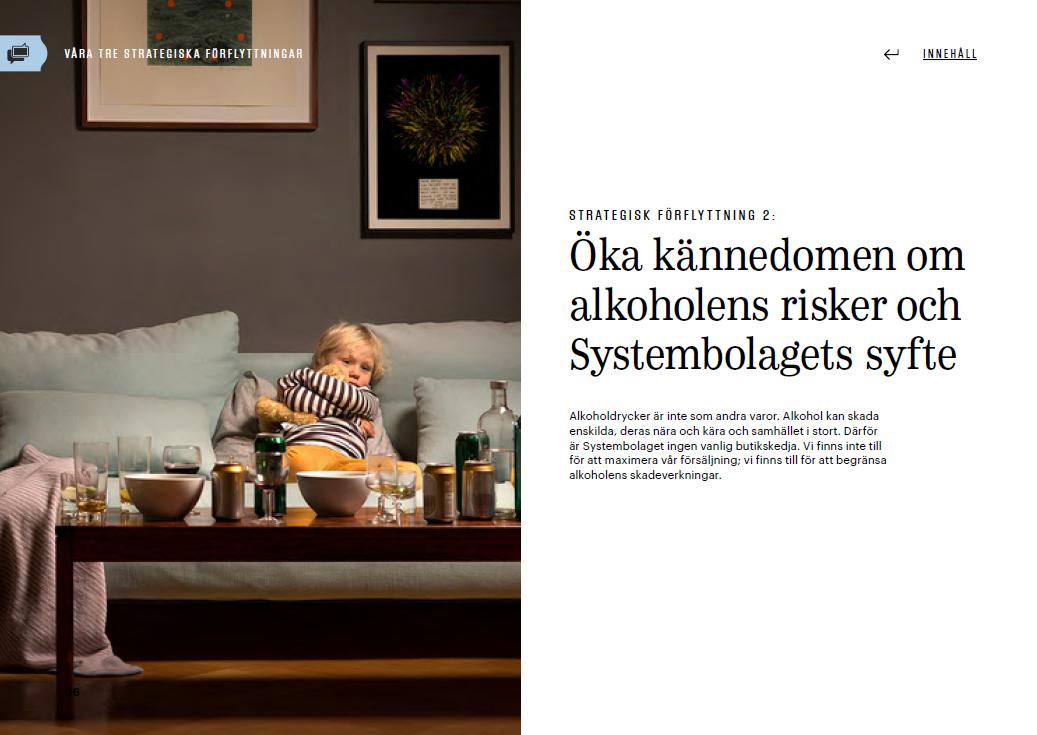Foto från Systembolagets ansvarsredovisning 2017.